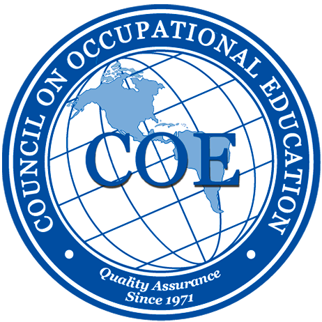 Logo - Council on Occupational Education